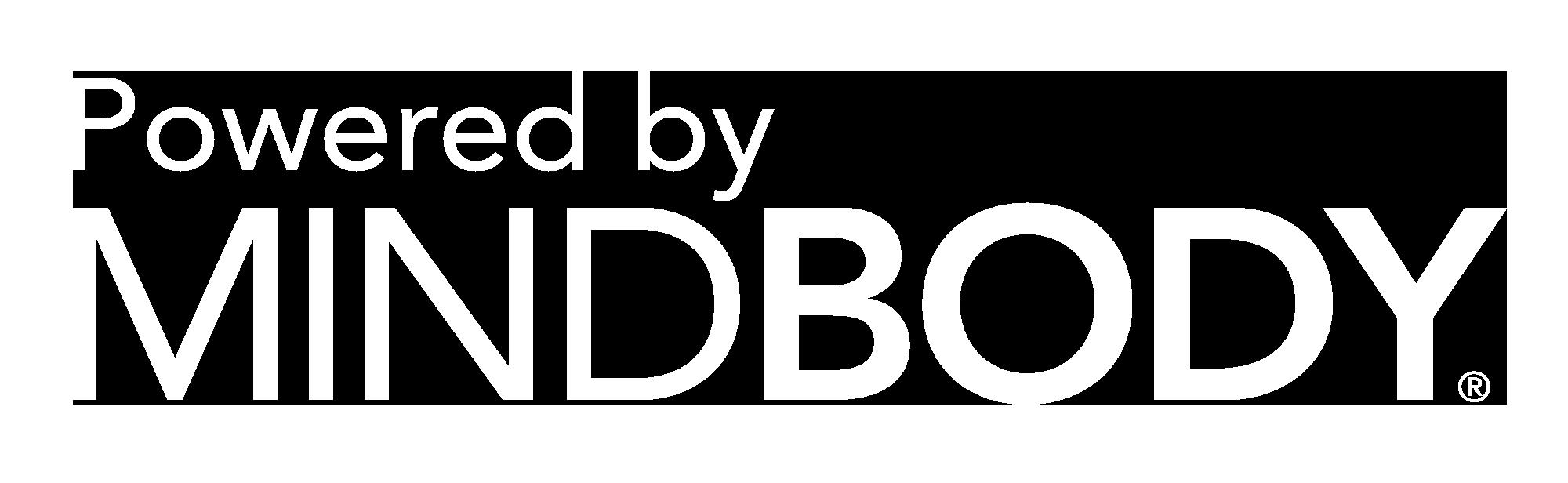 Powered by MINDBODY